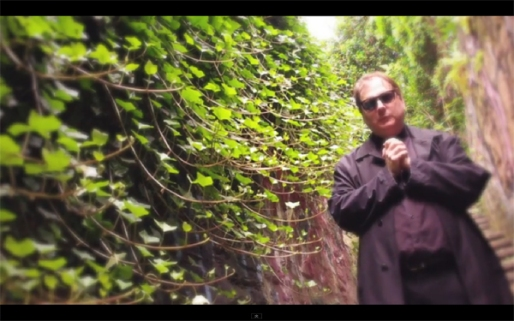 Still from The Official Picnic Song video, Directed by Thomas Nöla