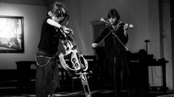 Jo Quail & Poppy Ackroyd